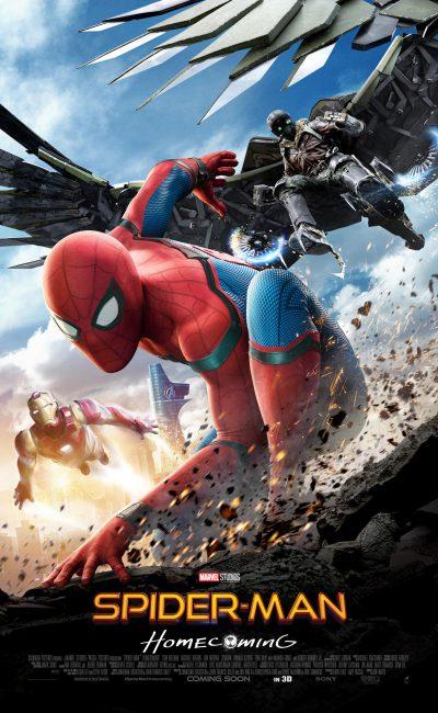 dejensever Spider-Man