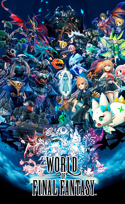dejensever world of final fantasy