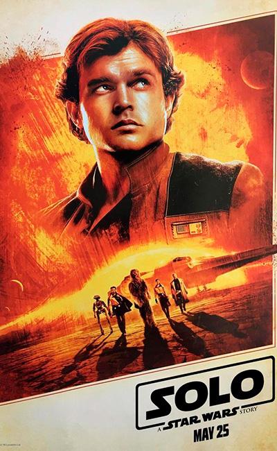 Han Solo: Una historia de S.W.