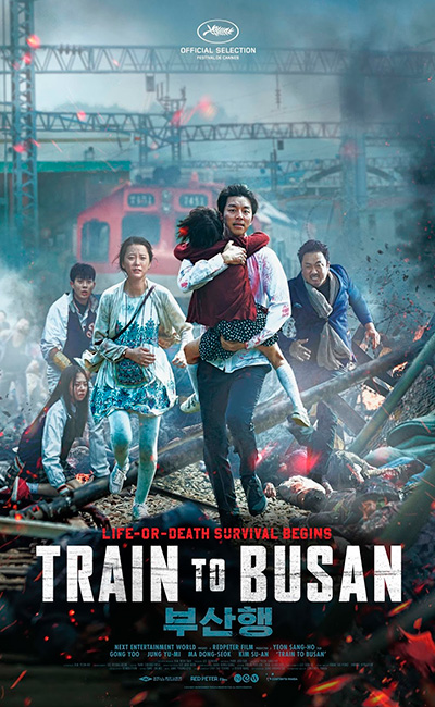 DEJENSEVER TRAIN TO BUSAN