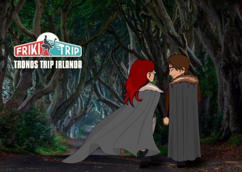 ¡Viajamos con Frikitrip! Juego de Tronos en Irlanda del Norte