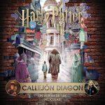 J. K. Rowling's Wizarding World: Callejón Diagon. Un Álbum De Las Películas