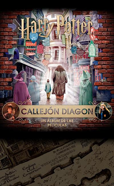 Callejón Diagon: <br> Un álbum de las películas
