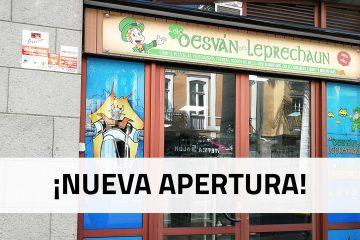 ¡El Desván del Leprechaun inaugura nueva tienda!