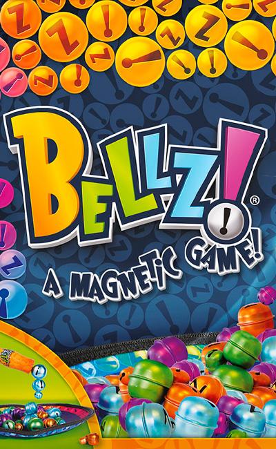 Bellz! ¡Un Juego Magnético!
