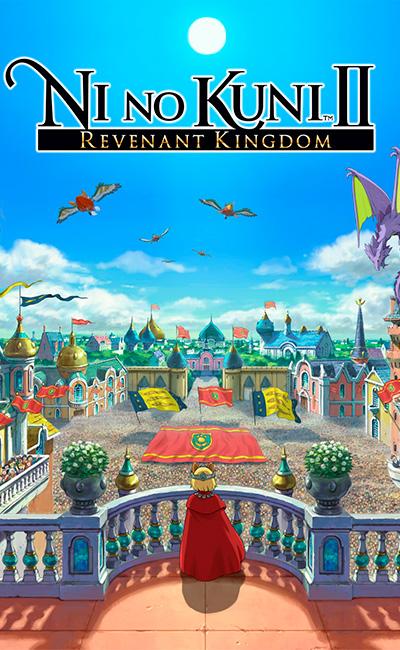 Ni No Kuni II: <br>El Renacer de un Reino