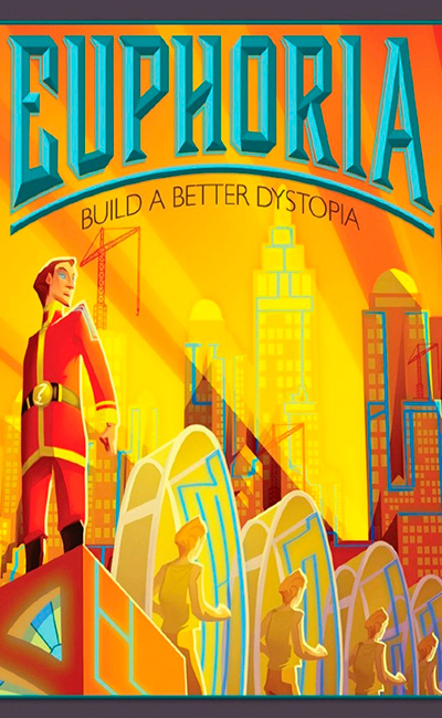 Euphoria: <br>Construye una Distopía mejor