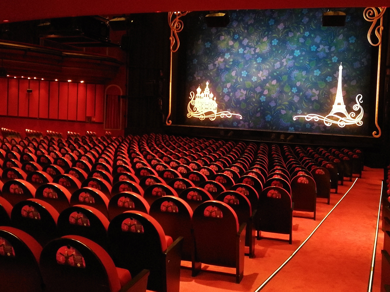 Resultado de imagen de anastasia el musical teatro coliseum