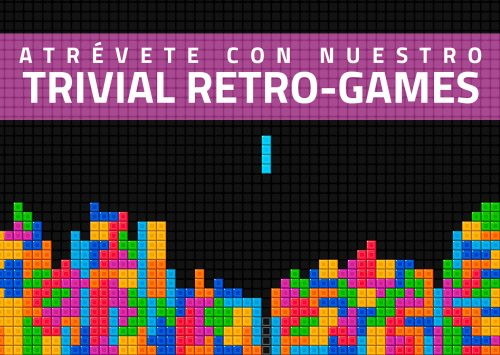 Trivial Retro-Games #1