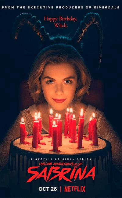 Las escalofriantes aventuras de <br>Sabrina
