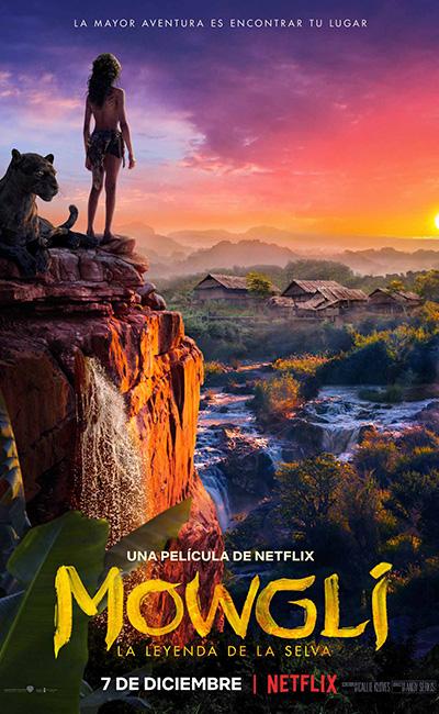 Mowgli: <br>La leyenda de la selva