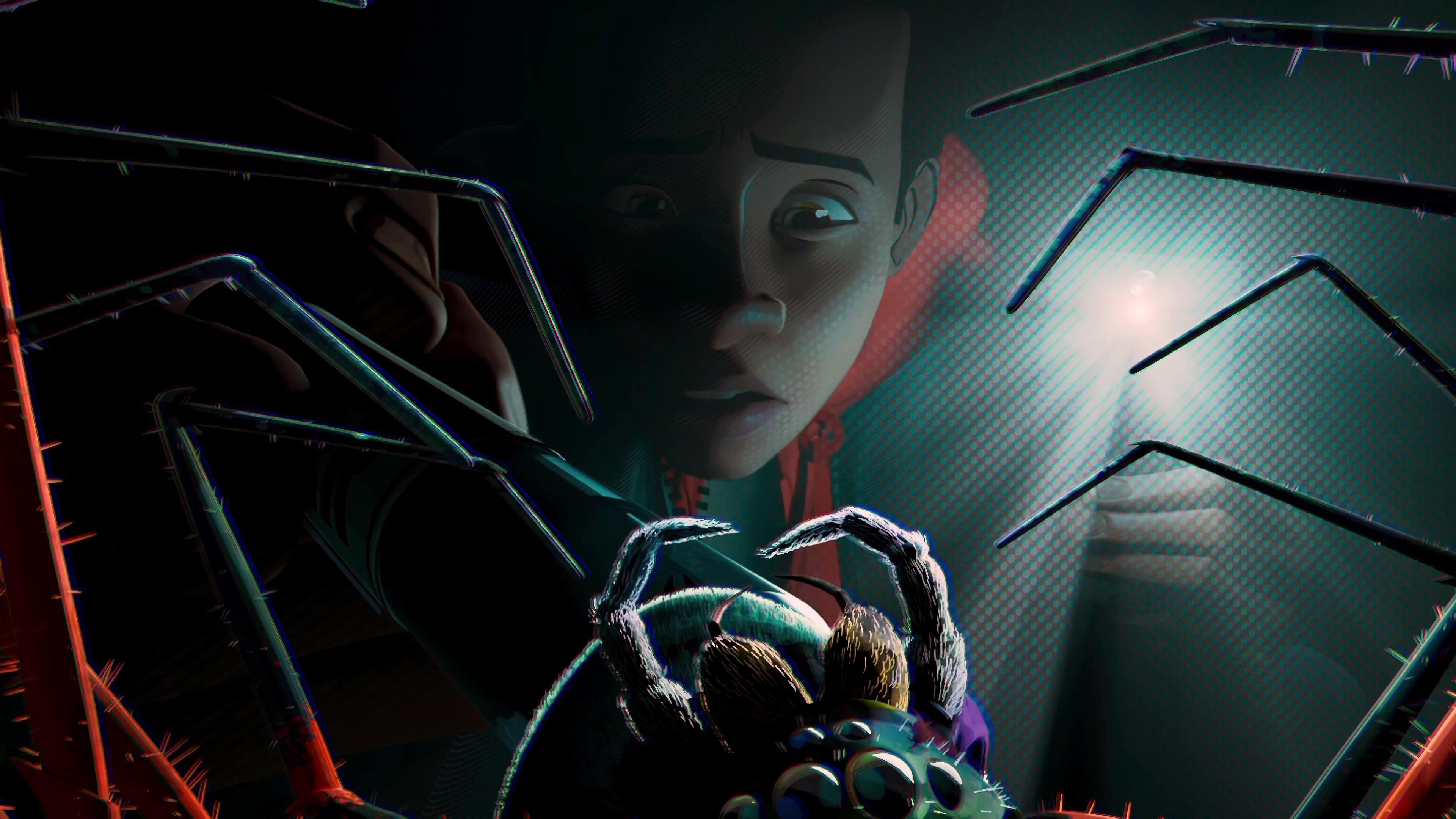 Spider Man Un Nuevo Universo 2018 Dejensever Resenas Al Golpito
