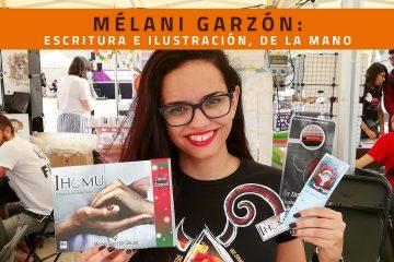 Frikientrevista a Mélani Garzón: Escritura e ilustración, de la mano