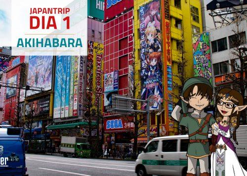 Akihabara | JapanTrip Día 1