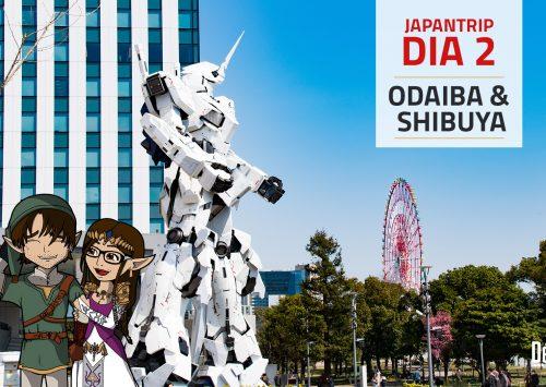 Odaiba & Shibuya | JapanTrip Día 2