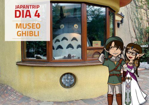 Museo Ghibli | JapanTrip Día 4