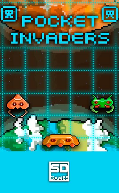 Pocket Invaders – 3ª Ed.