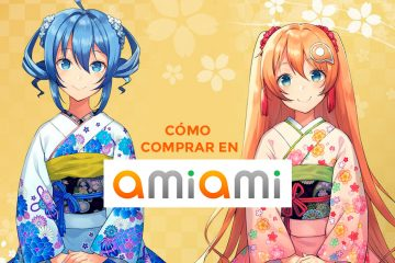 Cómo comprar en AmiAmi
