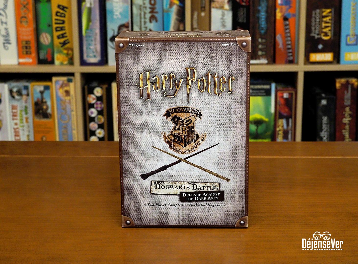 Harry Potter Hogwarts Battle Defence Against the Dark Arts