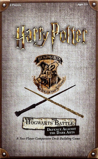 Harry Potter Hogwarts Battle Defence Against the Dark Arts