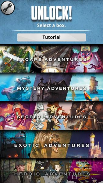 dejensever unlock mystery adventures