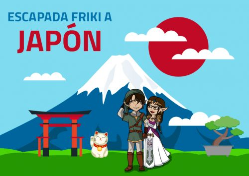 Escapada Friki de 5 días a Tokyo | Japón