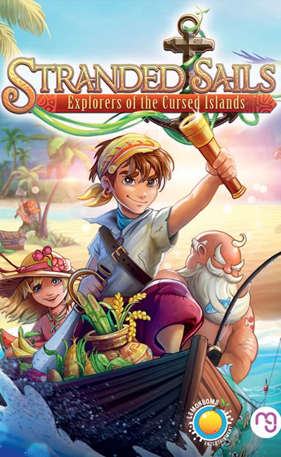 Stranded Sails:<br>Explorers of the Cursed Islands